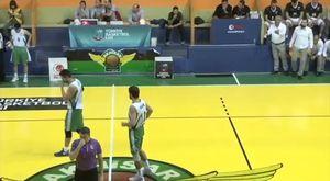 554. Çağlak Festivali 6. Umut Fırat Futbol Turnuvası