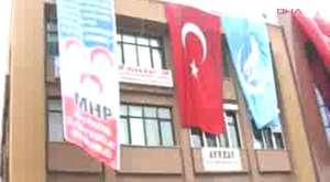 Beypazarı'nda MHP'nin tepkisi