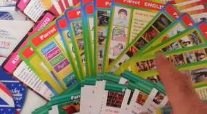 Parrot English - İNGİLİZCE ÖĞRENİM SETİ yeni tanıtım