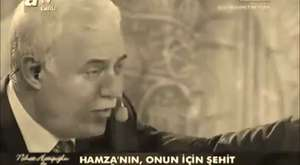 Nihat Hatipoglu -  Hz. Ömer`in hayatını anlatıyor