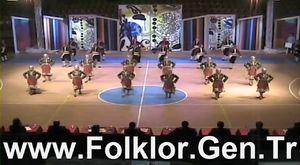 2014 THOF Gençler Final - Sivas Cumhuriyet Üniversitesi SK - Folklor.Gen.Tr