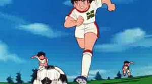 O geliyor işte Tsubasa