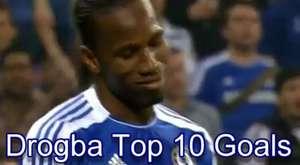 Didier Drogba en güzel gollerinden seçmeler!