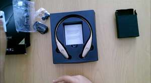LG Tone Infinim (HBS900) Bluetooth Stereo Kulaklık İnceleme