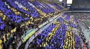 Okul Açık Yanıyor! Fenerbahçemiz Marsilya & Okul Açık Tribünü)_2