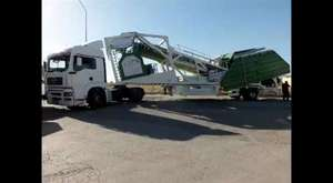 twin shaft concrete mixers - Concrete batching plants