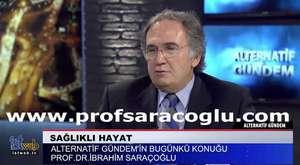 Prof Dr. İbrahim Saraçoğlu,Hiperaktif Çocuklar İçin Biktisel Çözüm Önerileri