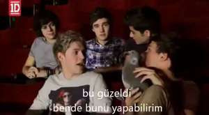 One Direction Spin Harry (Türkçe Altyazılı)