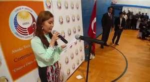 Gebze Ahıska Türkleri Amerika ziyaretinde 14.11.2013