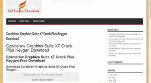Coreldraw Graphics Suite X7 Crack Plus Keygen Download