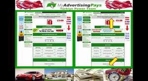 MyAdvertisingPays  Türk Turkey Turkish Türkce Türkiye