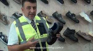 Çelik burunlu iş ayakkabısı mekap 106 s2 jupiter