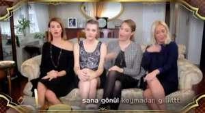 Beyaz Show Beyaz'dan Candan Erçetin'e Sezon Finali Cevabı 05 06 2015