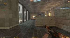 Counter Strike Nexon Zombies m4a1 Dürbünlü