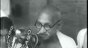 Santhi Duta Mahatma Gandhi - A Documentary by Naresh Nandam