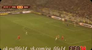 Fenerbahçe - Benfica Yarı Final Maçı