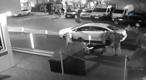 İstanbul'da akaryakıt istasyonunda silahlı soygun