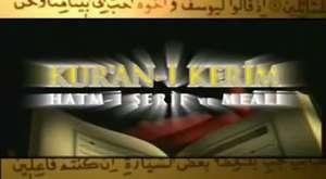 Cübbeli Ahmet Hoca - Bilmeden Kafir eden sözler söylemek -Itikat Risalesi -11 (06-05-2011)