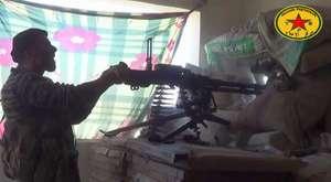 Kobanê'den Son Görüntüler YPG Direnişi! 17