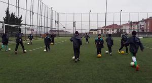 Ali Özgel - Takım halinde savunma Galatasaray vs Anderlecht