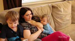 BREASTFEEDING FAMILY!