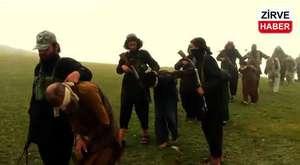 IŞİD'den bukes bazukalı infaz