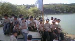 İzciler Çanakkalede dedelerinin izinde
