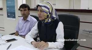 Cumhurbaşkanlığı Seçimi Sonrası Akhisar AK Parti İlçe Teşkilatı Değerlendirme
