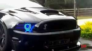 Ford Mustang Shelby Cobra.. Acayip..