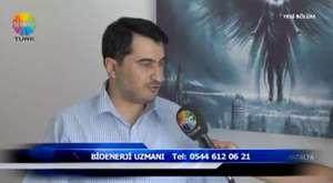Canlı yayında panik atak tedavisi seansı , bioenerji uzmanı Önder Özcan