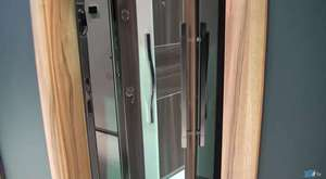 Sur Steel Door - Accesory Assembly