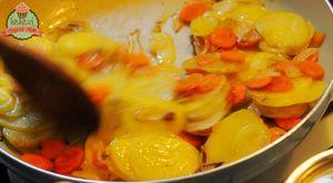 Fırında Galeta Unlu Çıtır Tavuk Pirzola