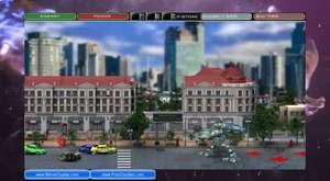 Sürüş Gücü, Sürücü Oyunu, Araba Oyunu -Flash Oyunlar