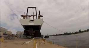 Gemi İndirirken Facia
