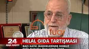 GİMDES Başkanı Büyüközer 'Halâlen tayyiben'i anlattı