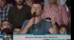 Trabzonlu öğrenci Kıbrıs'ı salladi.