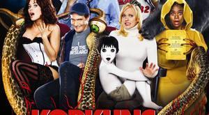 Korkunç Bir Film 4 (Türkçe Dublaj) 2006