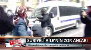 İstanbul'da '1 Mayıs savaşı'