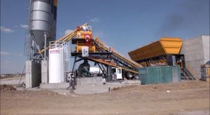 Twin shaft mixers - Concrete Batching Plants - Centrales a beton - Beton Santrali