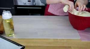 Tahinli Çörek Nasıl Yapılır? |Tahinli Tepsi Sermesi