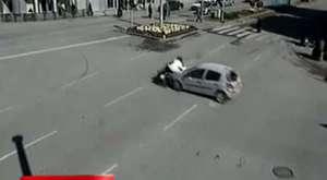 Osmaniye Mobese Trafik Kazaları