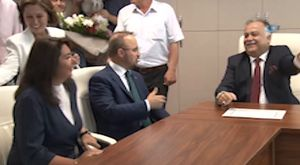57. Alay'a 'Vefa Yürüyüşü' 25.04.2018