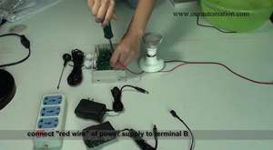 How to operate Long Range Transmitter and Receiver