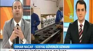 Mustafa Destici | Taşeron İşçi ve Özel Güvenlik Görevlilerine Destek