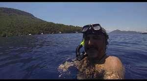 Sarsala'da deniz