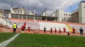 Kartalspor Fethiyespor maç öncesi-2 | HD