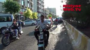 Mardin de PÖH'ler Dualarla Afrin'e Uğurlandı
