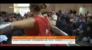 SHOW TV ÇAMLIYAYLA'NIN TANITIMI 24.01.2015