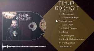 Timur Gökyiğit - Nazlı Kızım ( Official Audio Video )