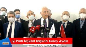 İyi Antalya İl Başkanı Mehmet Başaran`ın 23 Nisan Ulusal Egemenlik ve Çocuk Bayramı Konuşması